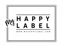 My Happy Label