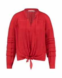 Blouse Studio Anneloes SOUNIA Volcano Red Rood