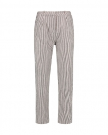Broek AAIKO Amsterdam Agra Multicolor Stripes Lurex