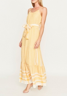 Jurk Cecilie Copenhagen Rosa Dress Sunray