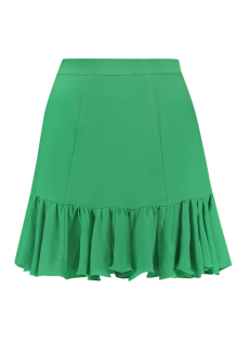 Rok AAIKO Amsterdam Sillo Bubble Vibrant Green LOT Boutique Rotterdm Webshop AAIKO ONline